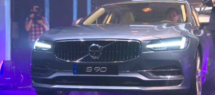 Volvo S90 doczekało się prezentacji w Polsce