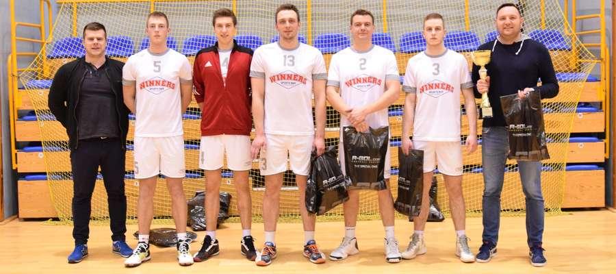Winners zdobył amatorskie mistrzostwo Ostródy
