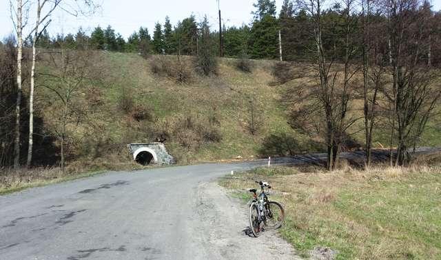 Tunel w Gronitach