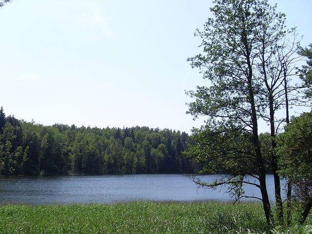 Jezioro Głębokie w obwodzie smoleńskim - full image