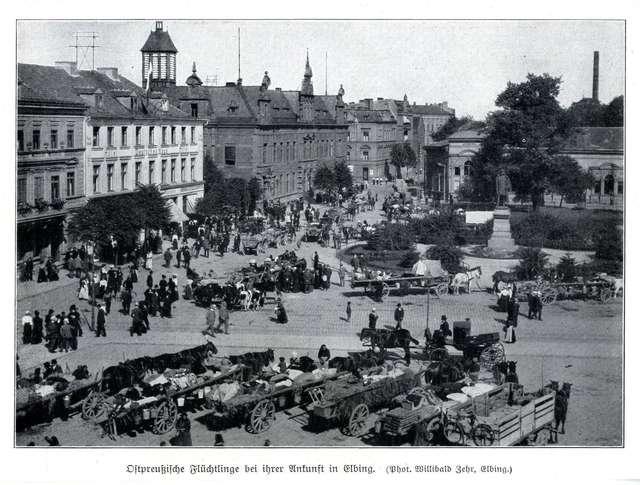 Początek lata 1914 roku... - full image