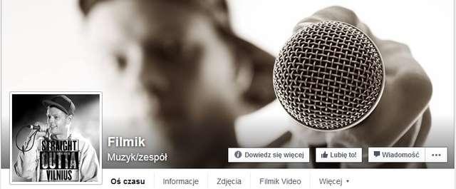 Filmik z Wilna śpiewa polski hip-hop - full image