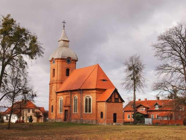 Kościół Chrystusa Króla w Kwitajnach