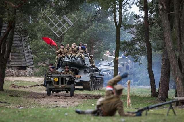 Akcja Burza znów w olsztyneckim skansenie - full image