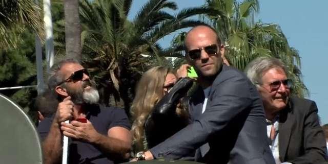 Jason Statham w walce z megarekinem w nowym filmie Meg - full image