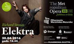 Elektra prosto z Nowego Jorku w Filharmonii Warmińsko-Mazurskiej