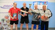 Tenisiści Old Masters mistrzami Elbląga