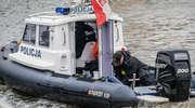 Tak policjanci z patrolu wodnego walczyli o życie 59-latka [film]