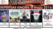 Maraton filmowy z Profesjonalnym Kinem Objazdowym Outdoor Cinema