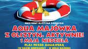 Aqua Majówka i kupony promocyjne na basen