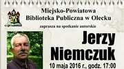 Spotkanie z Jerzym Niemczukiem