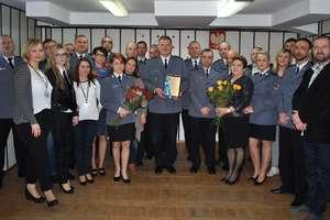 Komendant policji Krzysztof Gąsiorowski rozstał się z mundurem