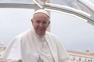 Powitanie Papieża Franciszka na lotnisku w Krakowie - relacja na żywo