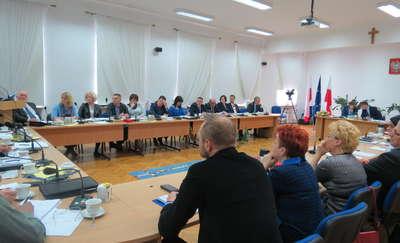 Rada miejska nadal bez wiceprzewodniczącego