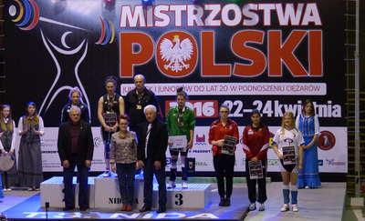 Mistrzostwa Polski juniorów w podnoszeniu ciężarów rozpoczęte. Rozdano pierwsze medale