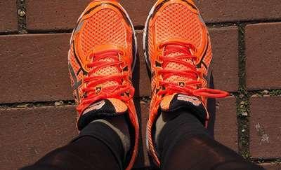 Nie chowajmy butów sportowych do szafy...