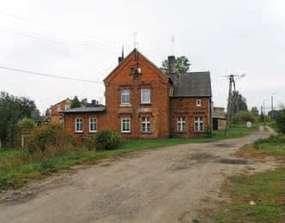 Stacja kolejowa w Jamielniku