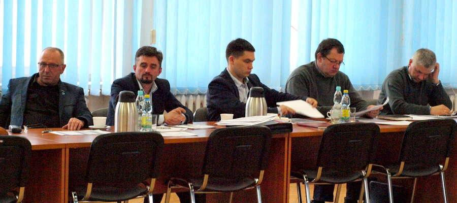 Radni po raz kolejny rozmawiali na temat powstających chlewni