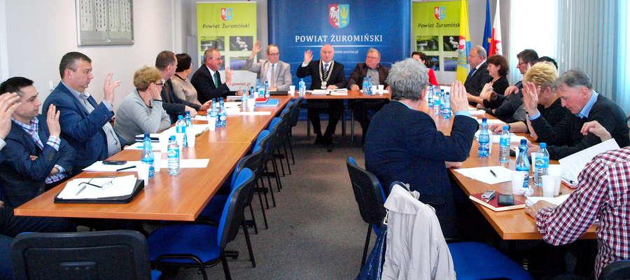 Rada Powiatu udzieliła Zarządowi Powiatu absolutorium