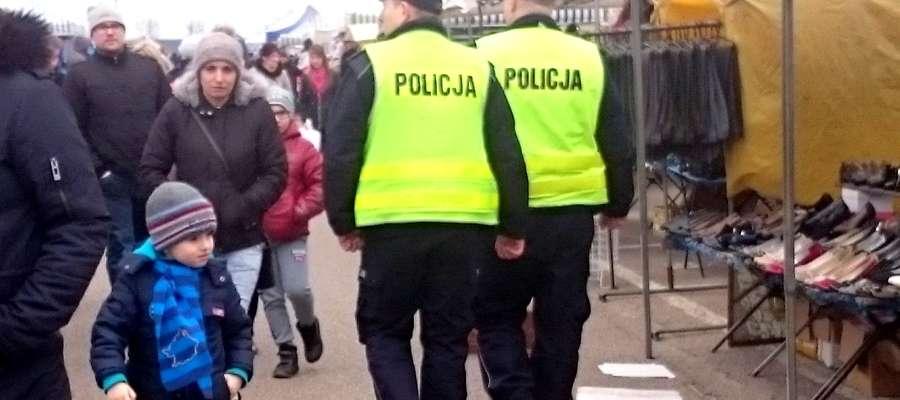 Patrole policji mogą zapobiec tragedii
