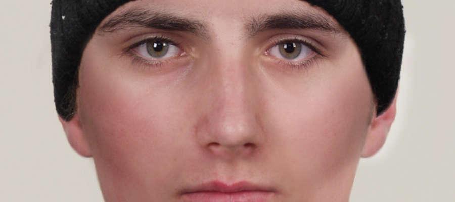 Ten 20-latek napadł na plebanię. Pomóż go złapać!