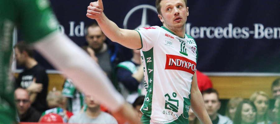 Paweł Woicki poprowadził Indykpol AZS do efektownej wygranej w Kielcach. Zdjęcie jest tylko ilustracją do tekstu