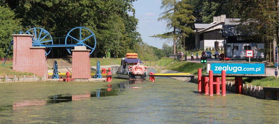 Statki popłyną w rejs po kanale już od maja