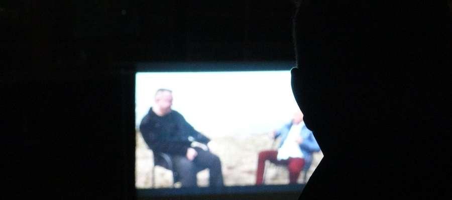 Premiera filmu o wojskowej historii Orzysza przyciągnęła tłumy