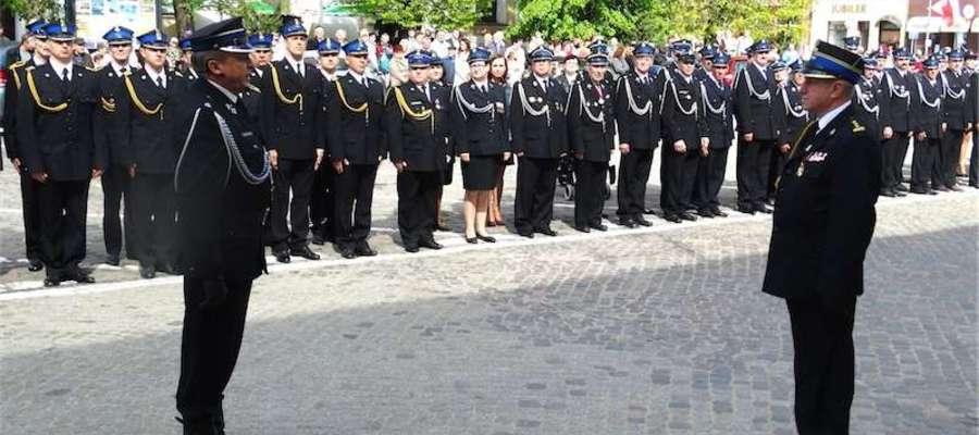Ubiegłoroczne obchody 130-lecia OSP Nowe Miasto