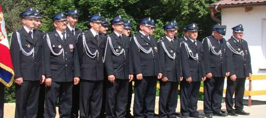 Uroczystość 60-lecia OSP w Lorkach, rok 2013