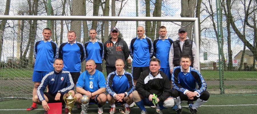 20 BZ Bartoszyce — zwycięzcy piłkarskiego turnieju służb mundurowych w 2016 roku