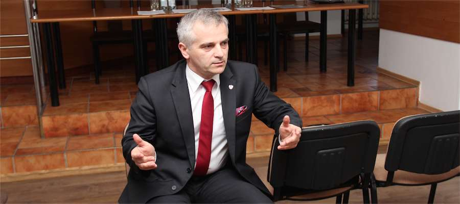 Poseł Andrzej Maciejewski