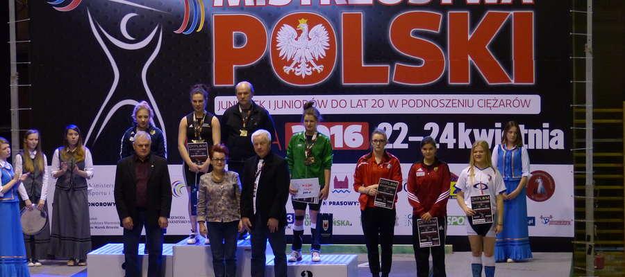 Pierwsze medale już rozdane