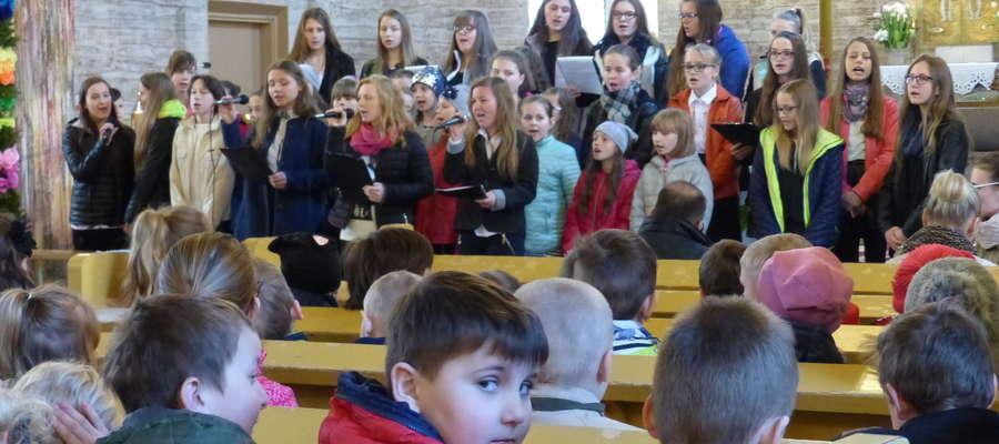 Występy w mroczeńskim kościele