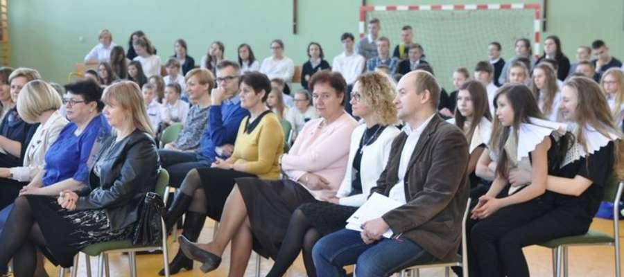 Uczestnicy święta