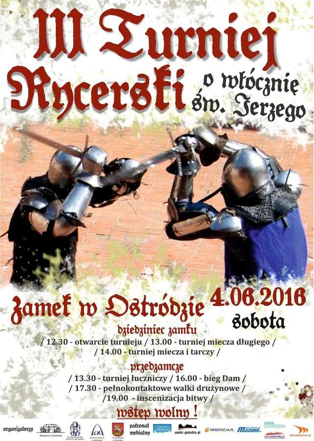 III Turniej Rycerski o włócznię św. Jerzego - full image