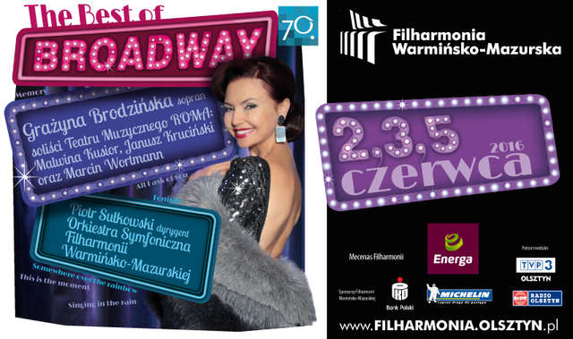 The Best of Broadway w filharmonii - full image
