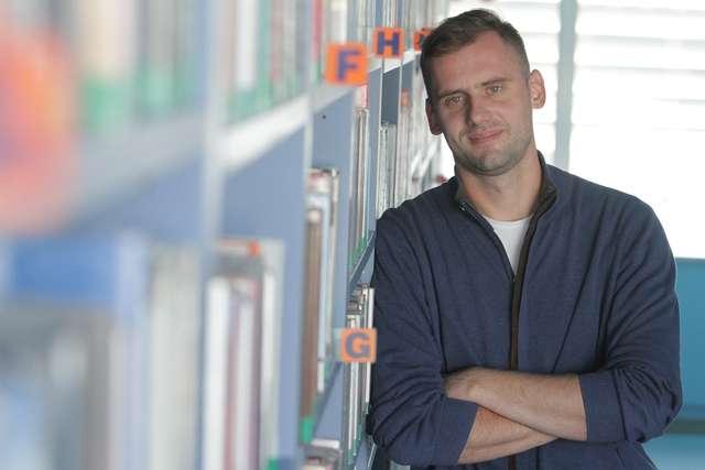 Drugi najlepszy bibliotekarz w Polsce jest z Olsztyna - full image