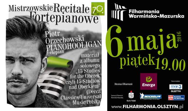 Piotr Orzechowski PIANOHOOLIGAN - full image