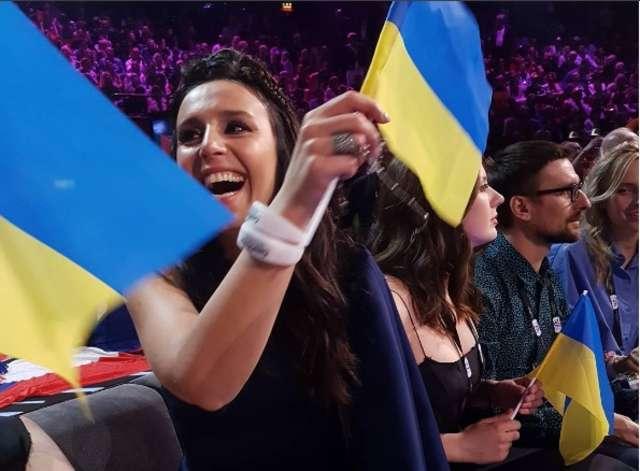 Dżamala przypomniała Europie o Krymie - full image