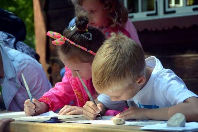 Rozmaitości wiejskie, czyli Skansen Dzieciom  - full image