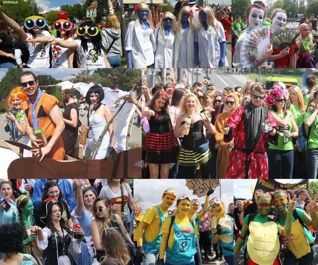 Kortowiada 2017. Barwna parada i wielkie święto studentów! - full image