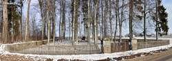 Cmentarz żołnierzy niemieckich i rosyjskich w Markowskich