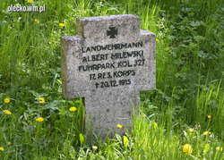 Cmentarz wojenny w Olecku