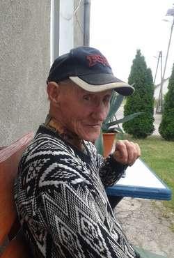 Zaginiony 80 letni Józef Konik