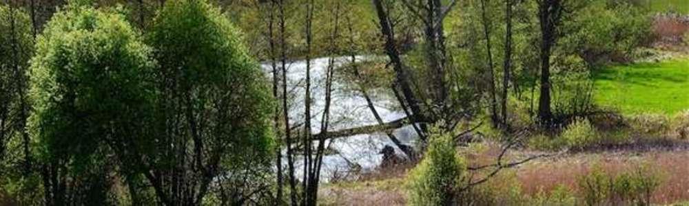 Linowiec-Kuligi. Zielone pola nad Bałwanką
