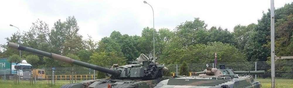 Czołgi już są w Ostródzie. Wojsko melduje się na targach Pro Defense