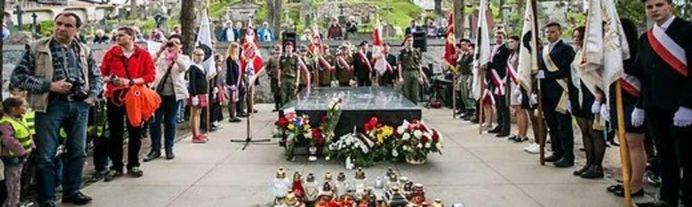 Wilno: 80. rocznica pochówku serca Piłsudskiego na Rossie