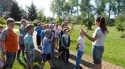 Wyjazd uczniów ZSS w Woszczelach do Centrum Edukacji Ekologicznej w Ełku
