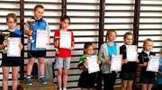 Żaczki z Iławy pozytywnie zaskoczyły na mistrzostwach województwa